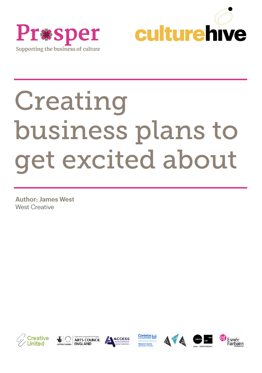 Guide to writing a business plan